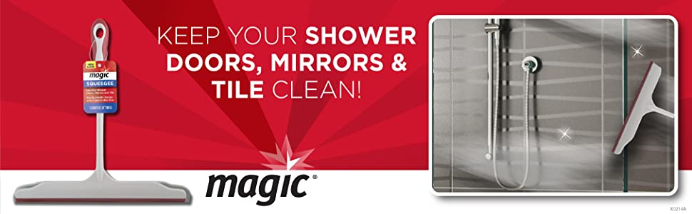 Amazon Com Magic Squeegee Ideal For Shower Doors