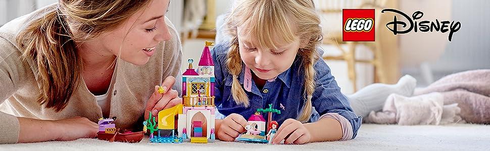 LEGO, Disney, Princess, toy