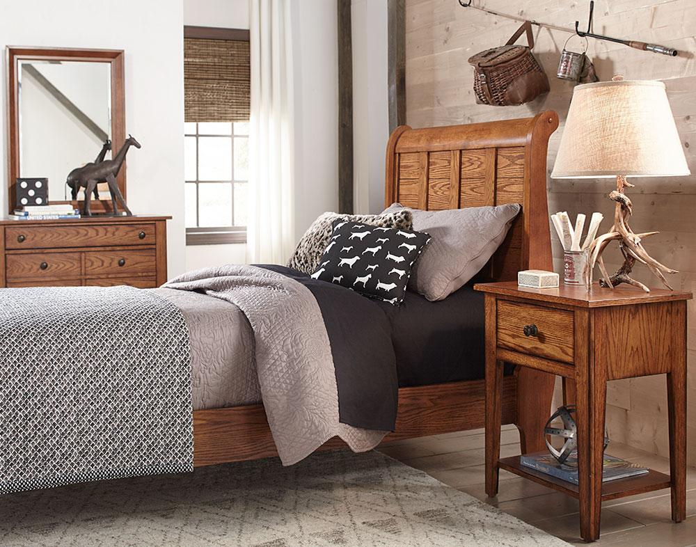 Amazon.com: Liberty Furniture 505-BR60 Avalon Night Stand, 24\