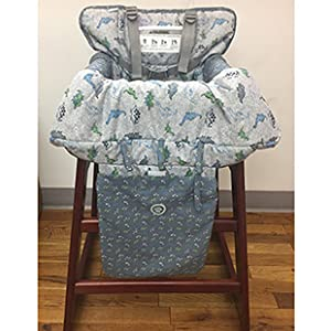 Little Me Baby Shopping Cart Cover