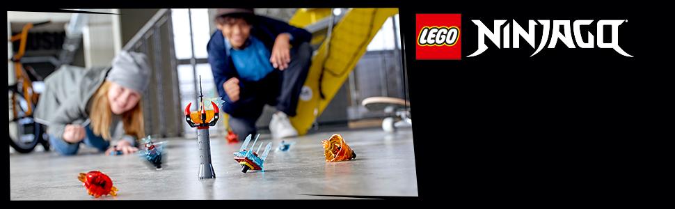 LEGO Ninjago Spinjitzu - Zane: Maestro del Dragón, Juguete