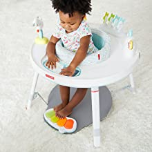 80ea07a5c669 Amazon.com  Skip Hop Explore and More Baby s View 3-Stage Activity ...