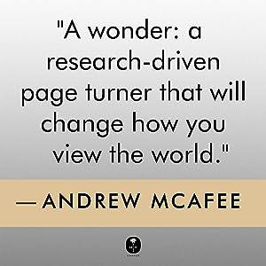 Andrew Mcafee, APOCALYPSE NEVER
