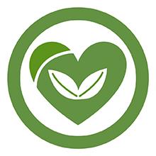 Human+Kind Vegan Icon