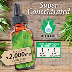 Bio-Chelation, Concentrated, herbs, cold extraction, Nature's Answer, natural