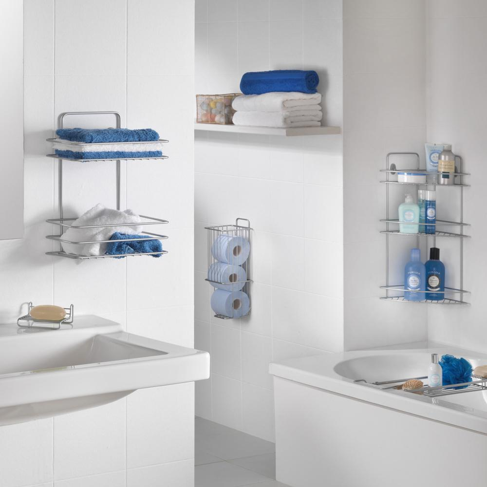 Metaltex reflex jabonera de colgar para ducha for Jabonera ducha colgar