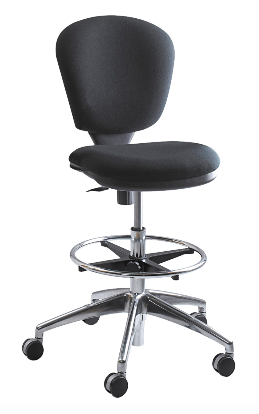 Extended Height Chair, Comfort Chair, Extended Height Comfort Chair,  Optional Arm Rests