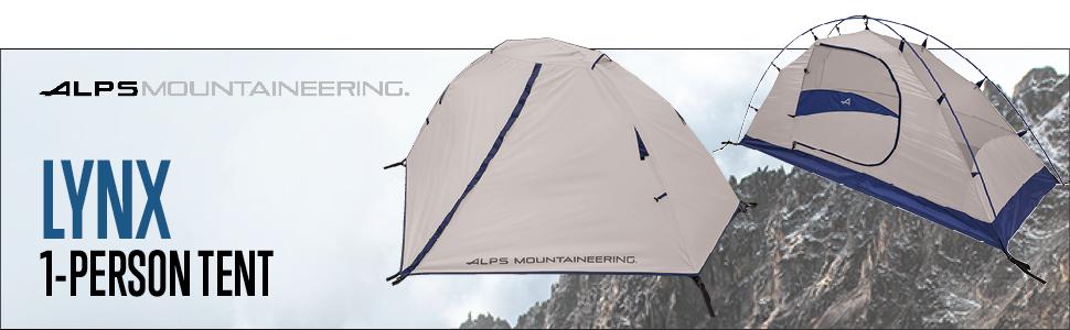 alps lynx 2 tent