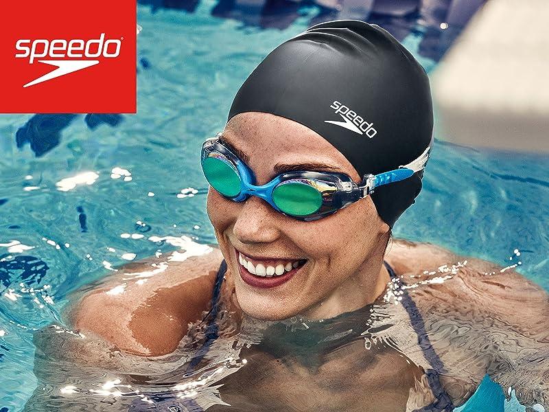 Speedo swim cap, swim cap, swimming cap, latex free swim cap, speedo swimming cap, printed swim cap
