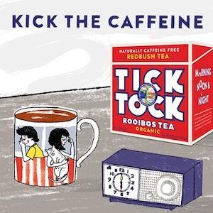 Tick Tock Teas Rooibos Green Organic Tea Green Box 2 8