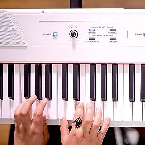 Recital White