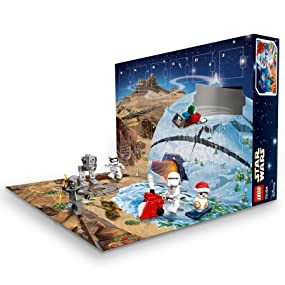 Star Wars, Advent, Calendar, Jakku, Millenium, December, Christmas, gift, holiday, BB-8