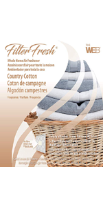 Country Cotton Fresh Clean Smell
