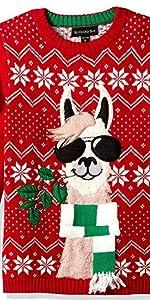 llama christmas sweater, funny christmas sweater boys, boys christmas sweater, funny llama sweater