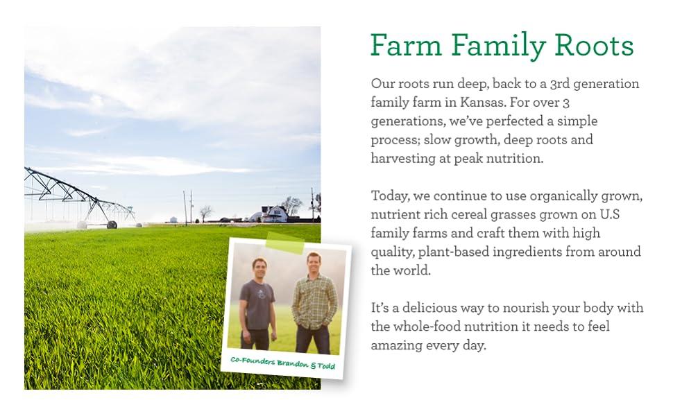 Farm Family Roots