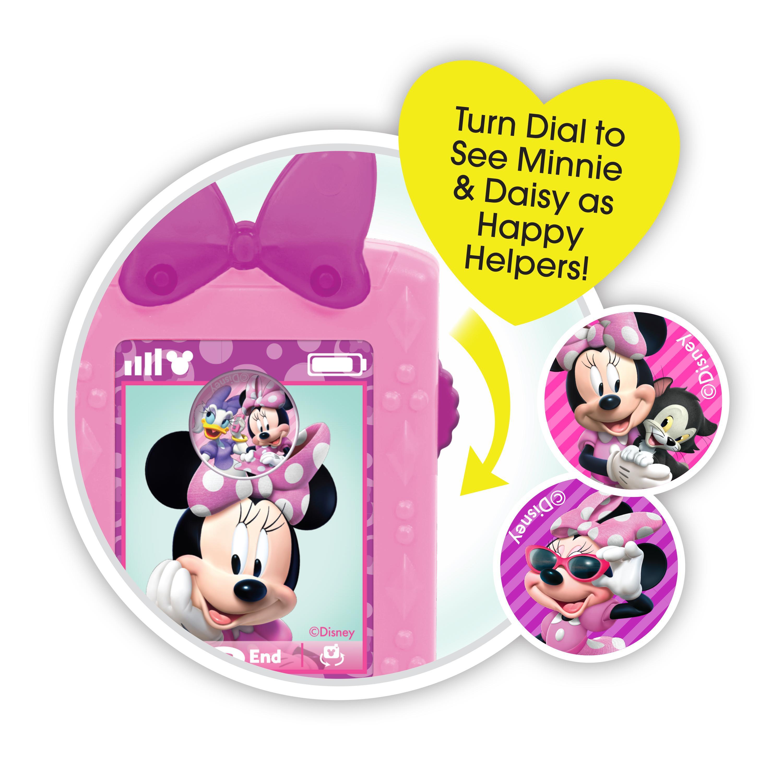 Amazon com: Minnie's Happy Helpers Bag Set, Pink: Toys & Games