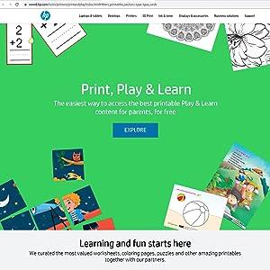 Print,play,learn