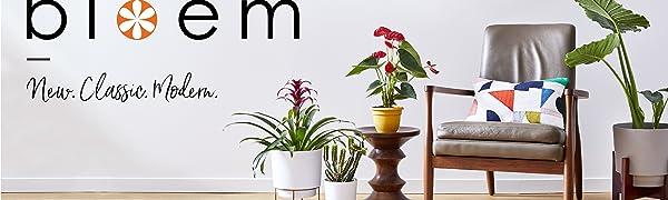 Bloem Brand Terra Planters Saucer Trays Pots Indoor Outdoor