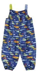 雨 あめ レイン rain プレイウェア 90cm 子供 お母さん 親 遊び 砂場 汚れ 動きやすい 散歩 おしゃれ 人気 オススメ ランキング クッカヒッポ 可愛い カバ バック 海 ネイビー 橙