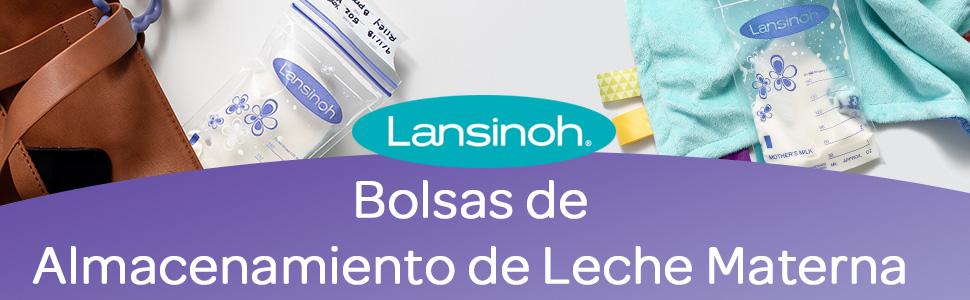 Bolsas de Almacenamiento de Leche Materna de Lansinoh, 50 uds ...