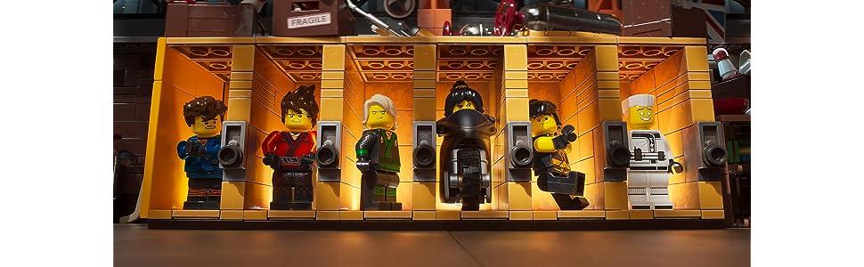 Lego ninjago il film: amazon.it: jackie chan dave franco justin