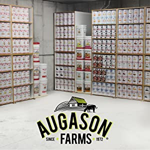 Augason Farms Long Term Food Storage Bunker Shelter