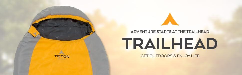 Adventure starts at the TrailHead with TETON Sports