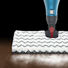 whole floor cleaning, steam mop, wide steam mop, large steam mop, lightweight steam mop