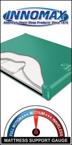 InnoMax Genesis 600 Hardside Waterbed Mattress
