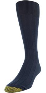 GOLDTOE Hampton; sock; dress sock