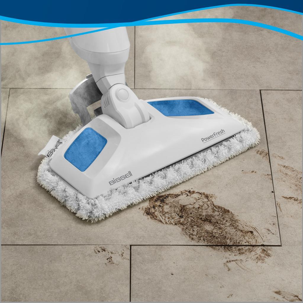 Amazon Bissell Powerfresh Steam Mop Floor Steamer Tile