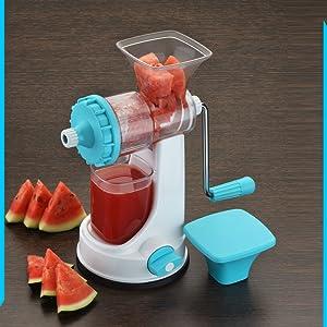 fruit and vegetable juicer