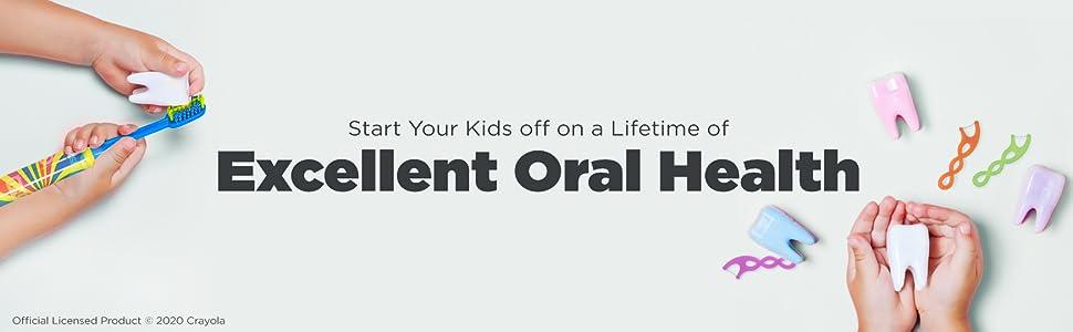 gum oral health, kids health