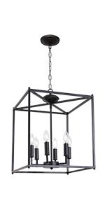 Foyer chandelier farmhouse lighting