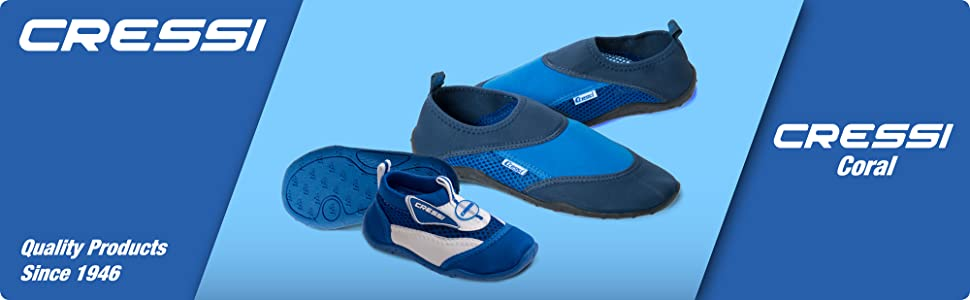 e29593dcb1c5 Cressi Coral Premium Beach Shoes  Amazon.co.uk  Sports   Outdoors