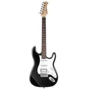 Guitarra eléctrica de tamaño completo
