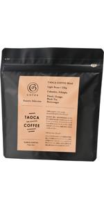 cores Amazon.co.jp限定 コレス コーヒー粉 タオカコーヒーブレンド 中挽き 150g レギュラー 粉 珈琲粉