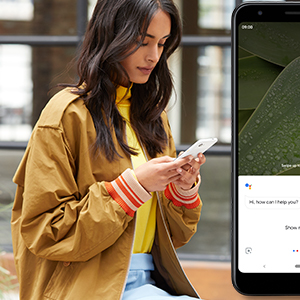 Do more with the Google Assistant.