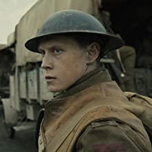 Lance Corporal Schofield, George MacKay, 1917 Movie, Sam Mendes, Blu-ray, 4K, DVD, War, Action, WWI
