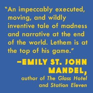 Emily St. John Mandel