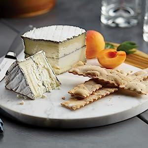 cheese board, cutting board, marble board