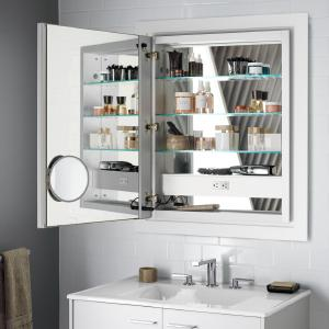 Kohler 99007 Tl Na Verdera Lighted Medicine Cabinet