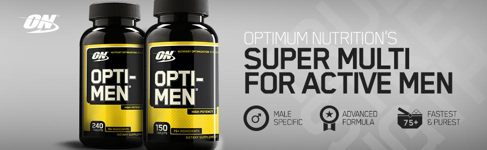 Opti-Men, multivitamin