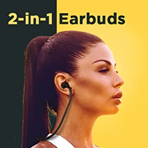 2-in-1 earbuds