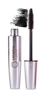 mineral fusion cosmetics volumizing mascara jet