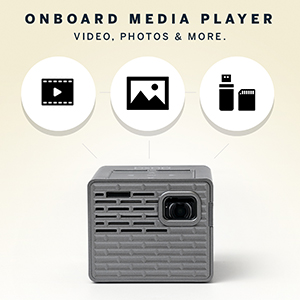 Onboard Media Player
