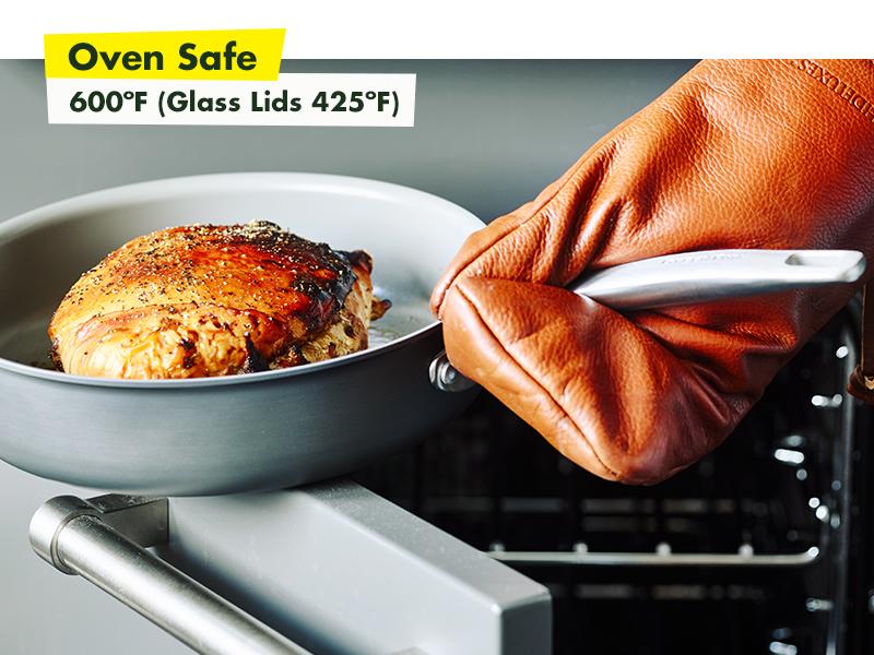 GreenPan, Chatham, Healthy Ceramic Nonstick, Cookware, oven safe, saute pan, pfoa free, durable