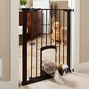 Attirant Pet Gate, Petgate, Pet Gates, Petgates, Puppy Gate, Pet Gate With