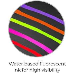 Cello Multicolor Hi-lighter Pens | Water based fluorescent Ink | Office Hi-lighter pens