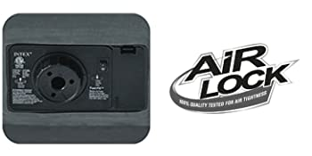 Intex 64448 - Cama de aire Dura Beam Deluxe Ultra Plush con ...